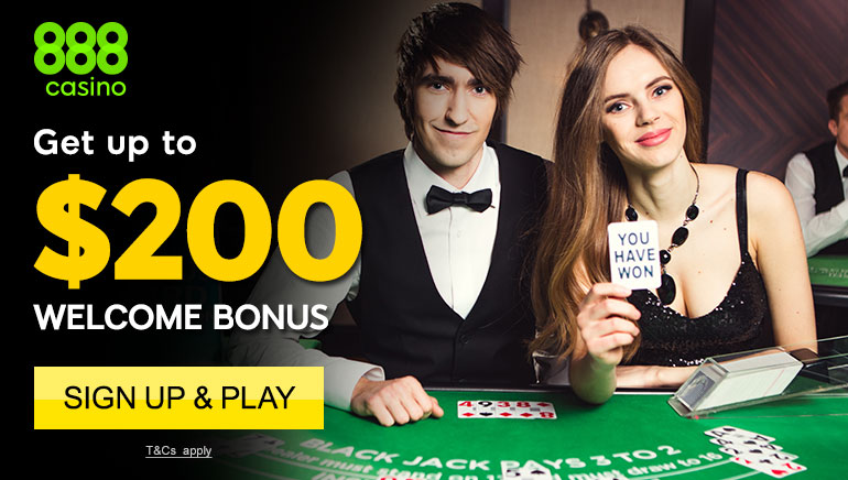 Take Your Live Casino Experience to the Next Level with 888 Casino