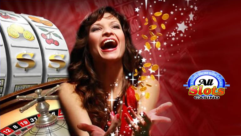 All Slots Casino Boosts Welcome Bonus to $1600