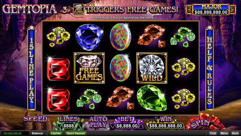 SlotsPlus Casino Mega Bonus and Premier Slot Games