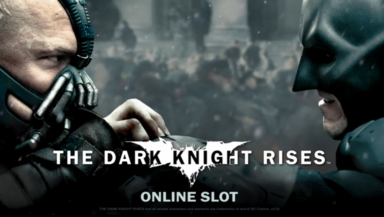 Microgaming Announces Two Dark Knight Slots