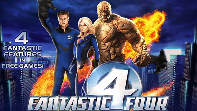 Casino Swiss: Iron Man 2 and Fantastic 4