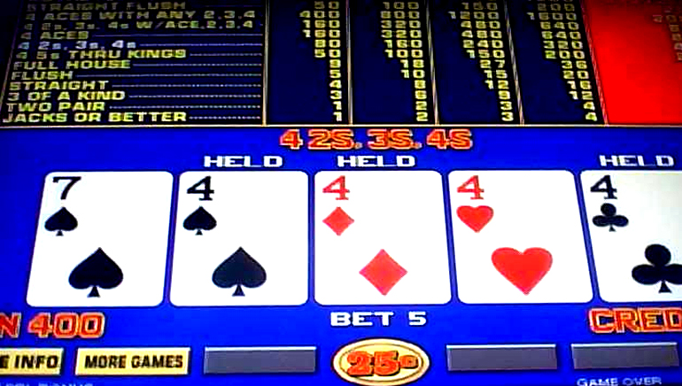 Play Don't Pay at Online Casinos