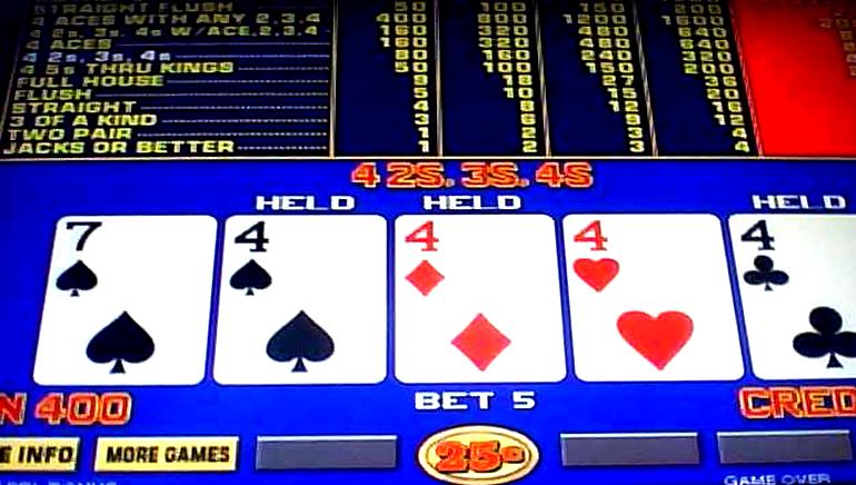 Description: Free Download Hoyle Slots & Video Poker Screenshot 1